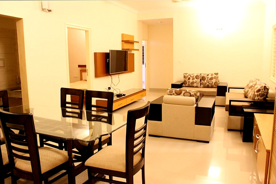 3 BHK furnished & semi-furnished Flat for rent in Homigo Marion, HSR Layout, Bangalore | Homigo