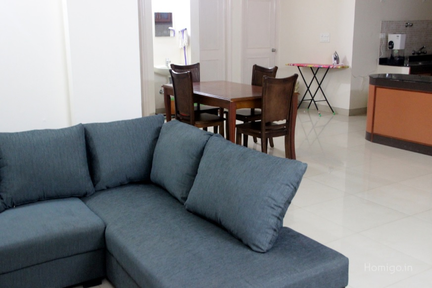 3 BHK furnished & semi-furnished Flat for rent in Vaswani Astoria, Kadubeeshanahalli, Bangalore | Homigo