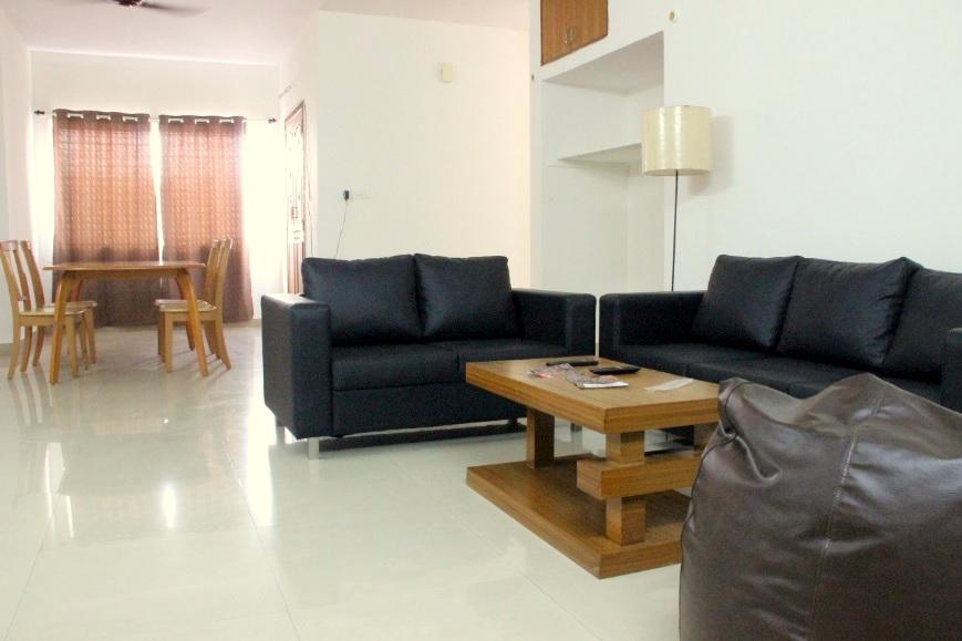 3 BHK Flat for rent in 100 feet Road, Indira Nagar, Bangalore | Homigo