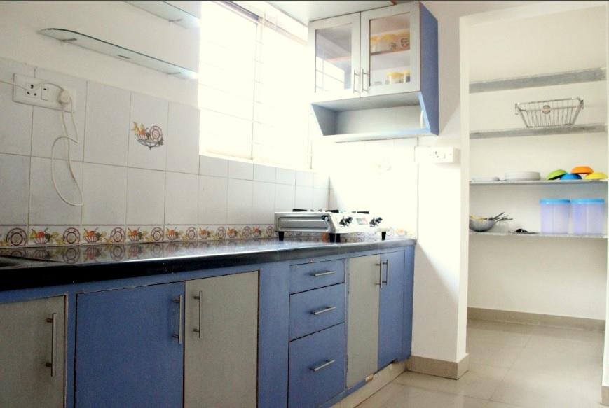 3 BHK furnished & semi-furnished Flat for rent in 100 feet Road, Indira Nagar, Bangalore | Homigo