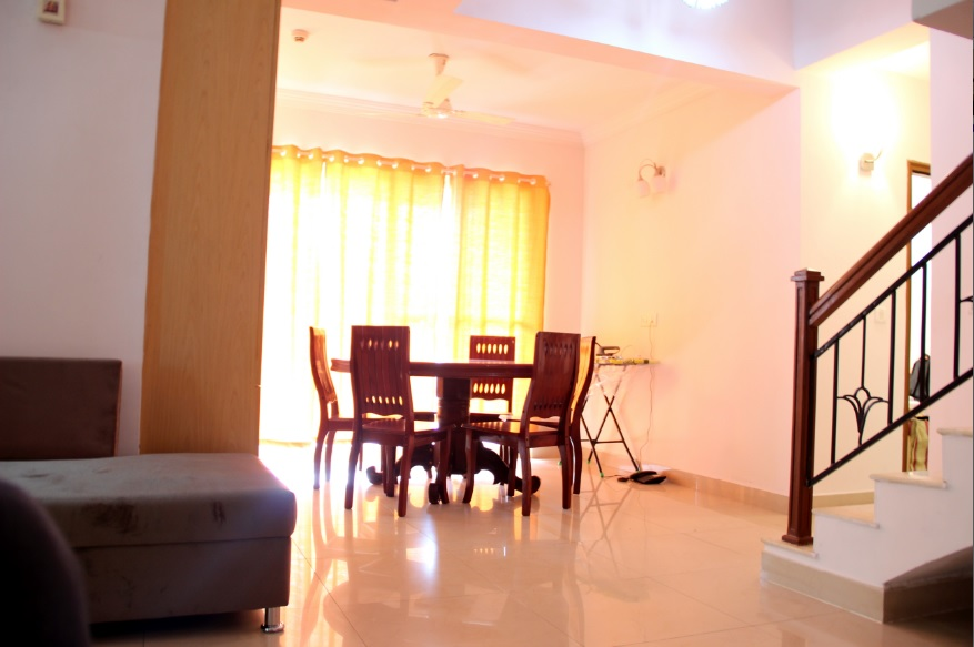 4 BHK furnished & semi-furnished Penthouse for rent in Purva Riviera, Marathahalli, Bangalore | Homigo