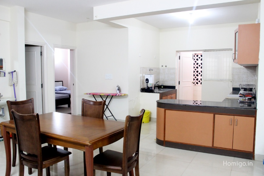 3 BHK Flat for rent in Vaswani Astoria, Kadubeeshanahalli, Bangalore | Homigo