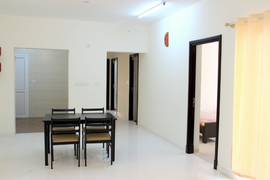 3 BHK furnished & semi-furnished Flat for rent in Sobha Marvella, Bellandur, Bangalore | Homigo