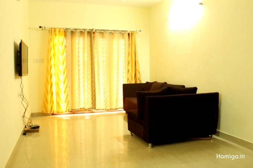 3 BHK furnished & semi-furnished Flat for rent in Homigo Avenir, Koramangala, Bangalore | Homigo