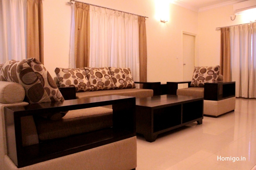2 BHK furnished & semi-furnished Flat for rent in Homigo Marion, HSR Layout, Bangalore | Homigo