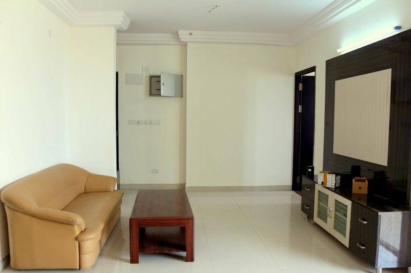 3 BHK furnished & semi-furnished Flat for rent in Vaswani Reserve, Outer Ring Road, Bangalore | Homigo