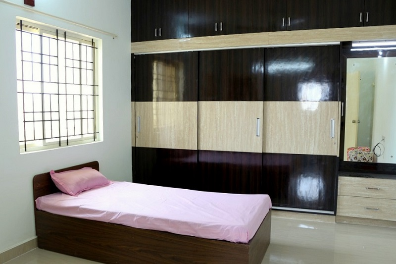 2 BHK Flat for rent in S V Nest, HSR Layout, Bangalore | Homigo