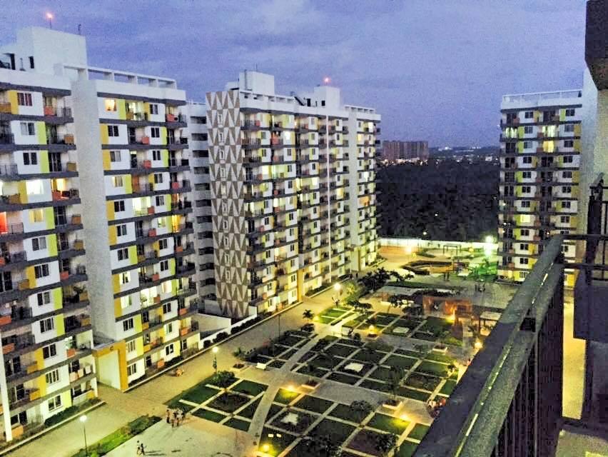 3 BHK Flat for rent in Adarsh Palm Retreat, Bellandur, Bangalore | Homigo
