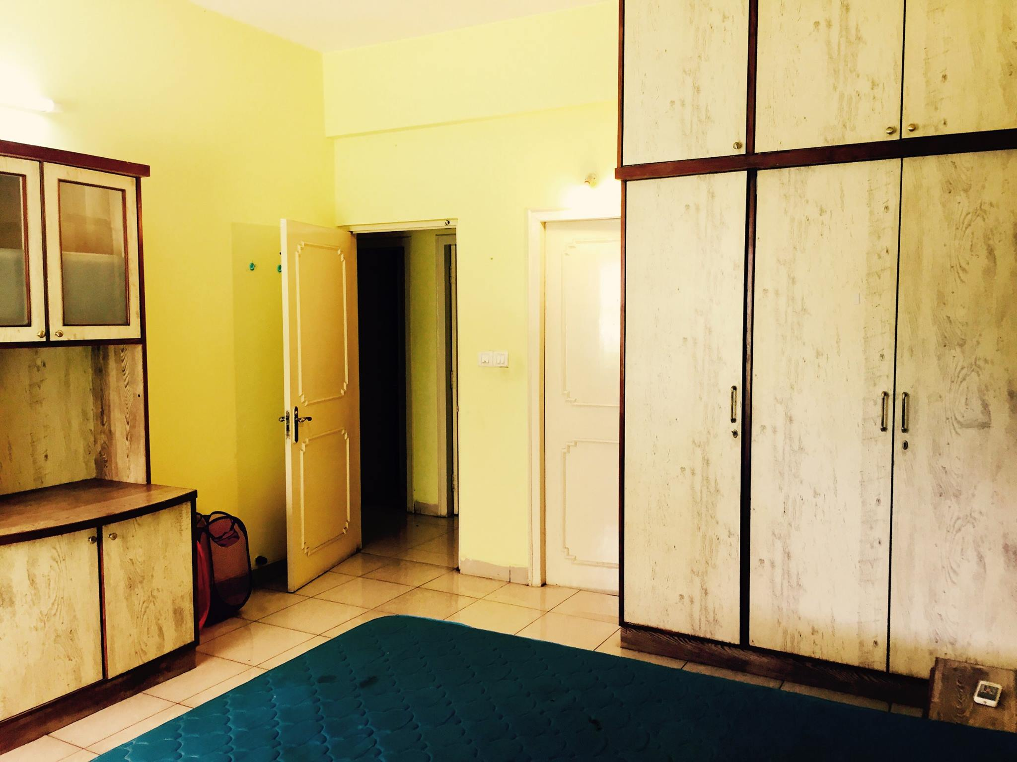 3 BHK Flat for rent in Mantri Elegance, Bannerghatta, Bangalore | Homigo