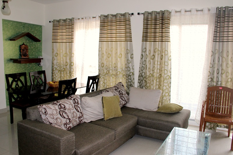 3 BHK Flat for rent in SJR Watermark, Sarjapur, Bangalore | Homigo