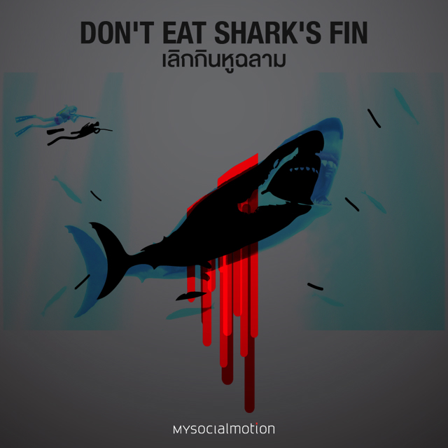 Don't Eat Shark's Fin