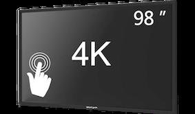 98inch LCD