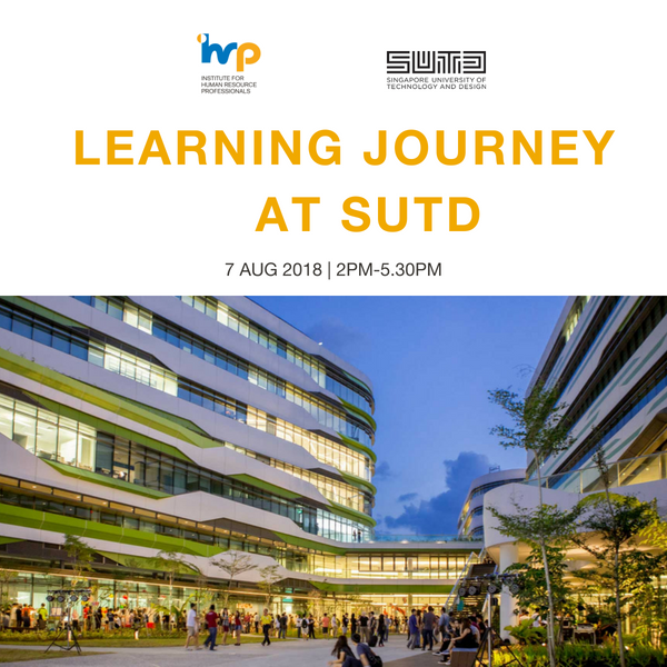 SUTD Learning Journey