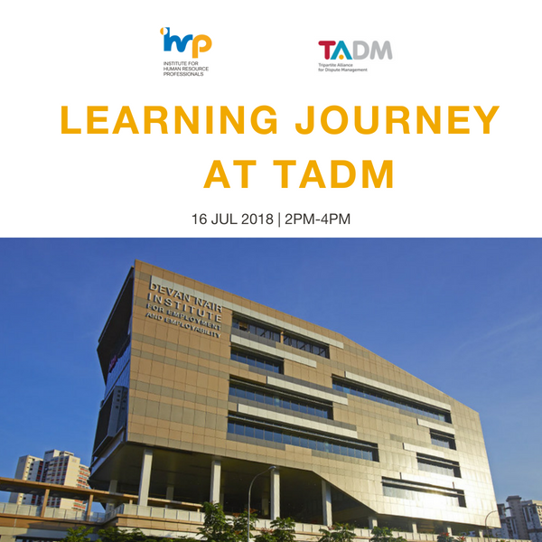 TADM Learning Journey