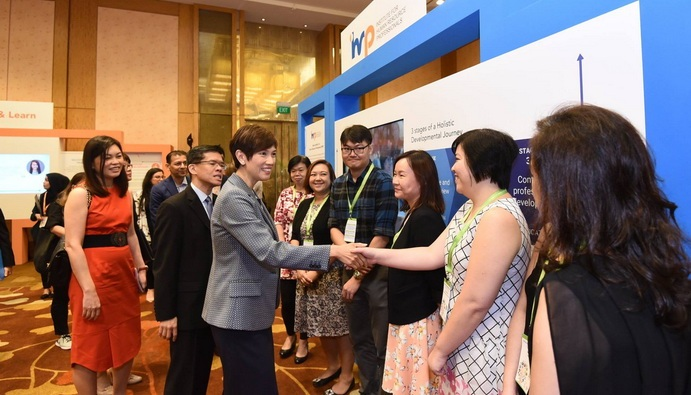 supported by tripartite partners: MOM, NTUC and SNEF