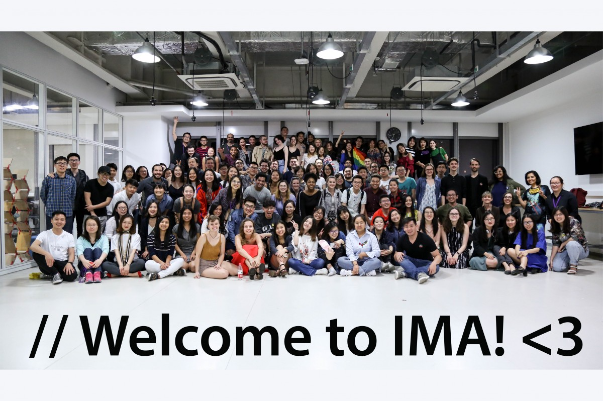 Welcome to IMA!