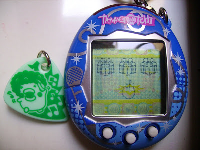 Tamagotchi Music Star (Released 2009)