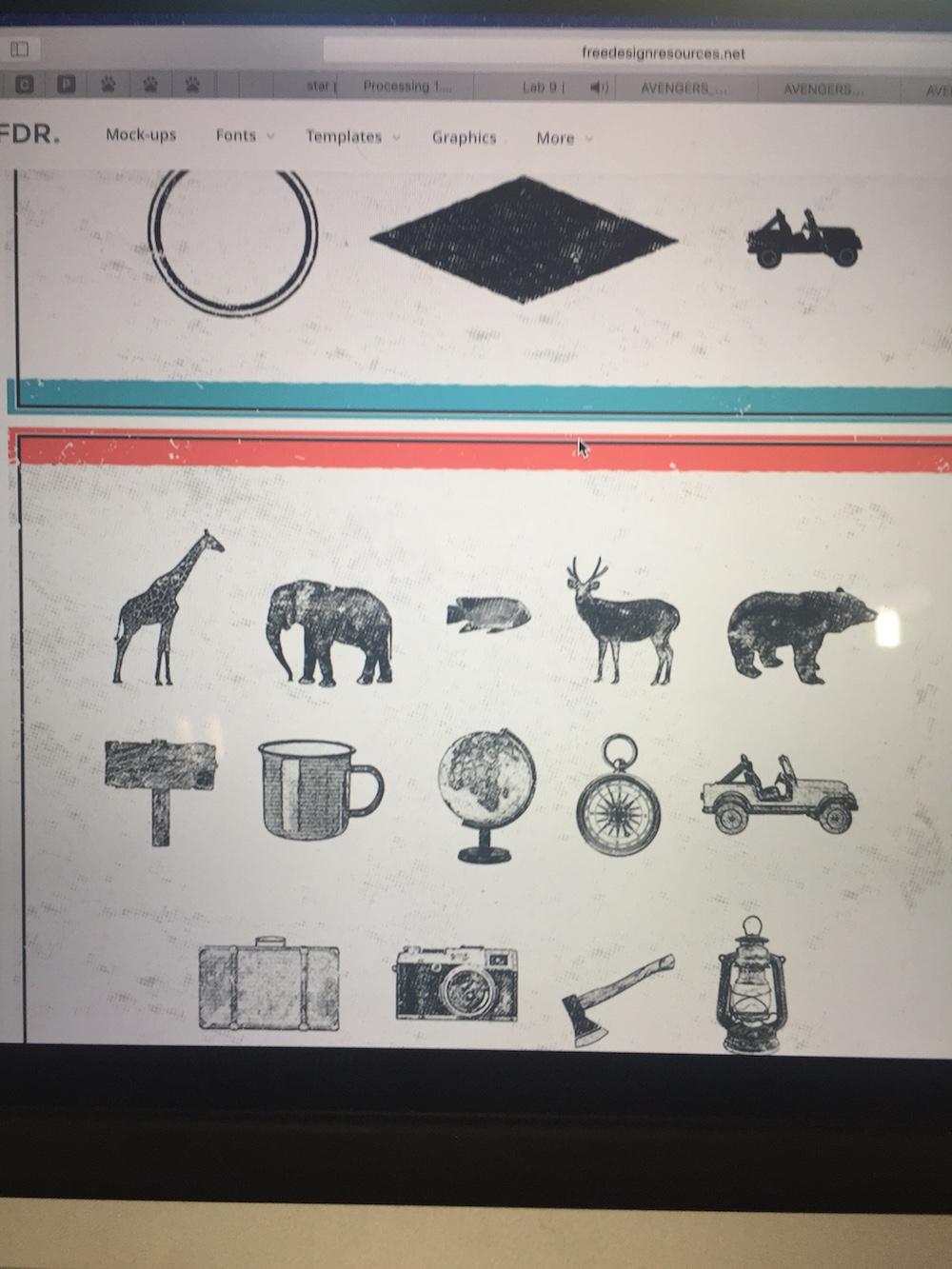 im(a); Lab 9 Documentation: Laser Cutting and Tinkercad |