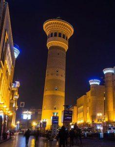 urumchi-city
