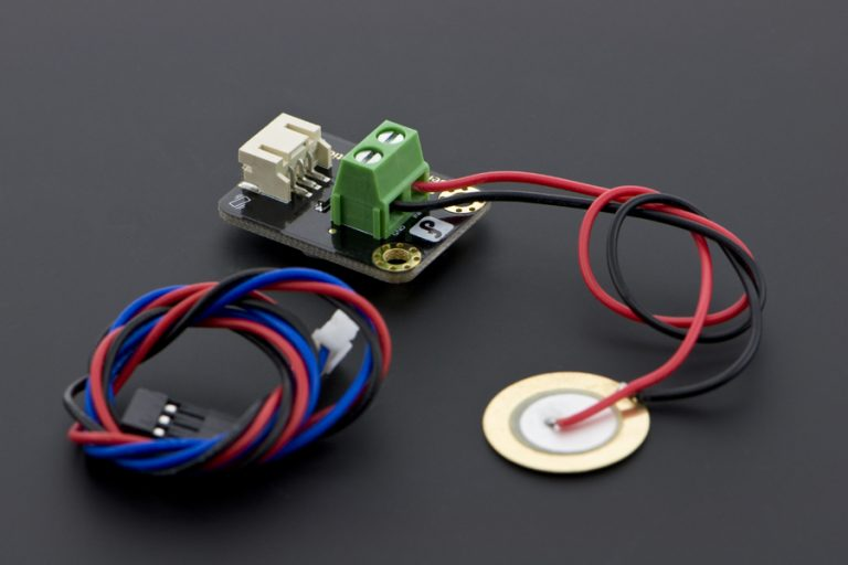 Can piezo vibration sensor detect the vibration of your