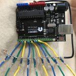 Arduino inside sweatshirt