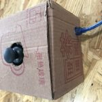 Completed joystick box