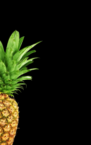 Background Pineapple