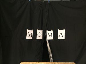 moma entrance
