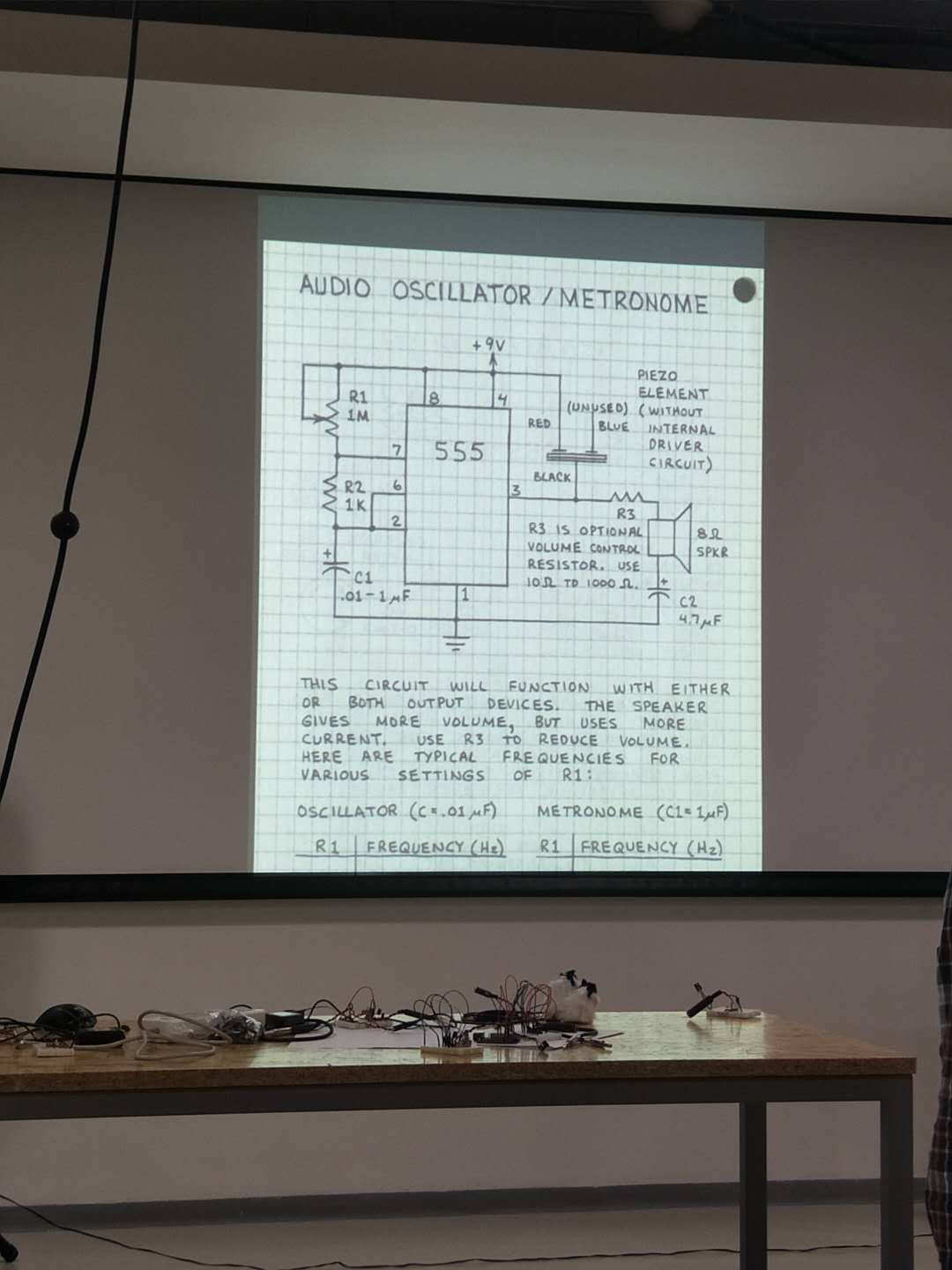 Imx Nime Week 2 In Class 555 Timer Performance 1ronan Oscillator This Is The Sketch Of Circuit