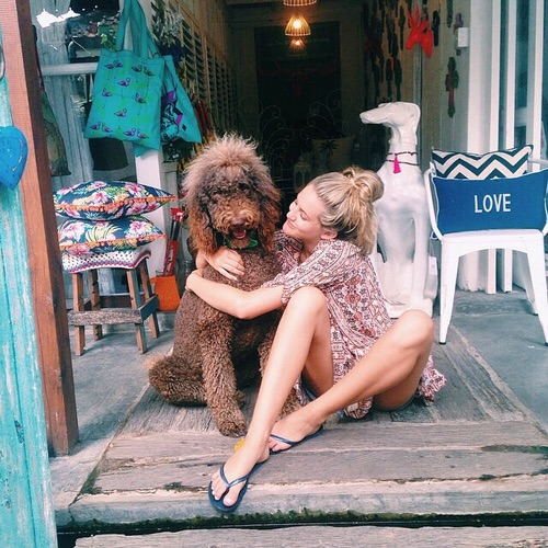 It's okay with your dog is your BFF