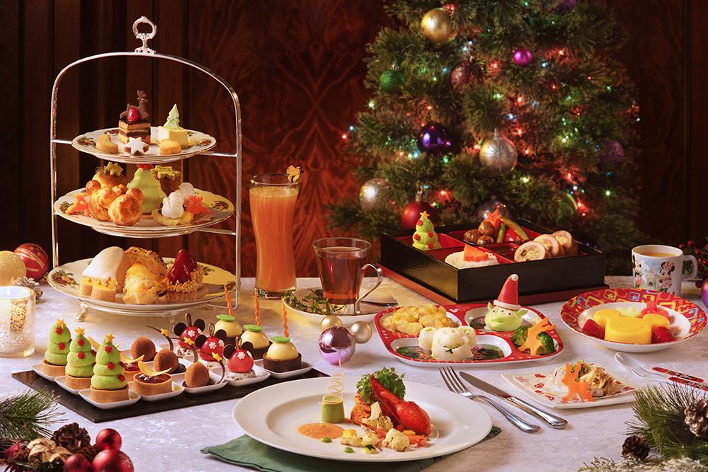 聖誕活動期間,三間主題酒店餐廳推出「除夕倒數派對」
