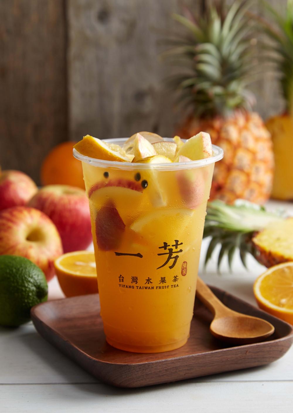 一芳水果茶(一芳水果茶)