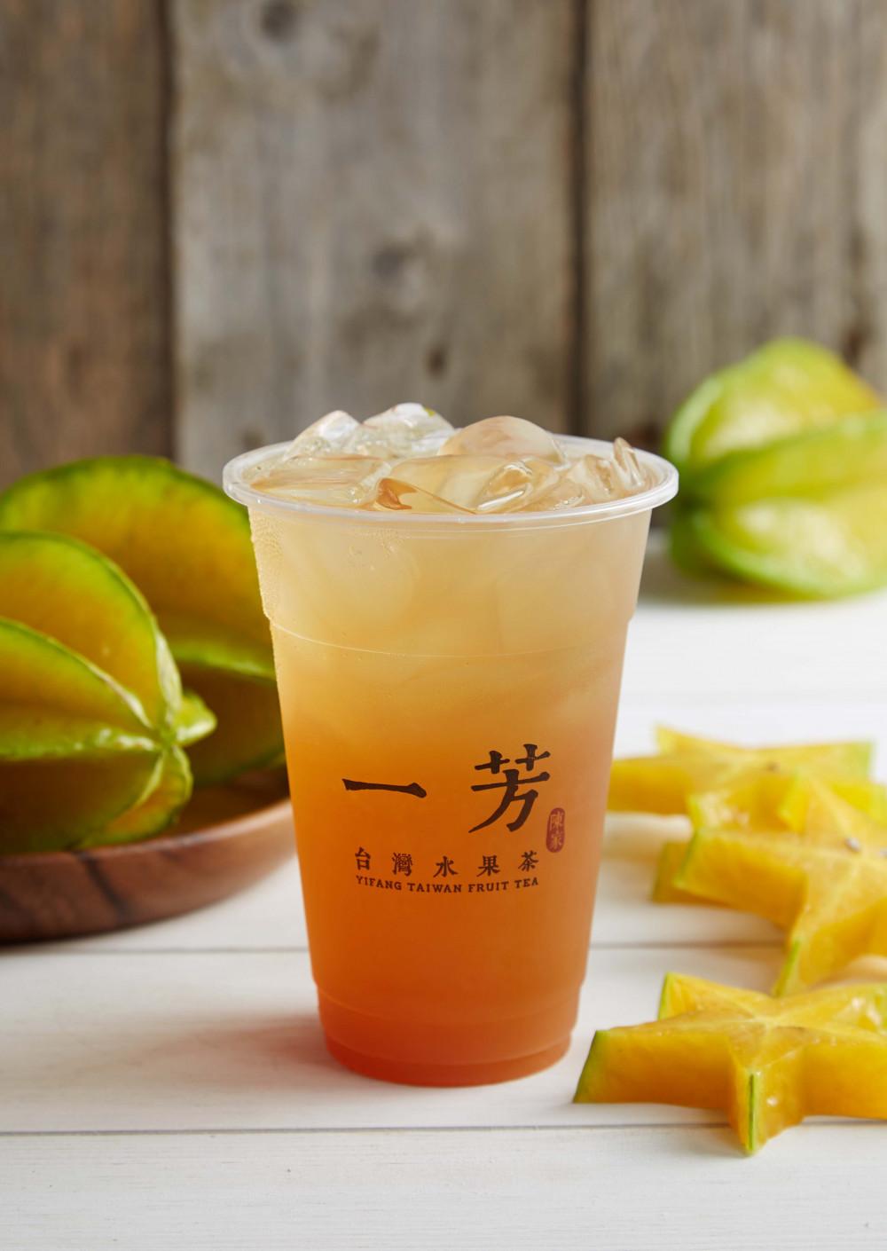 純釀楊桃汁(一芳水果茶)