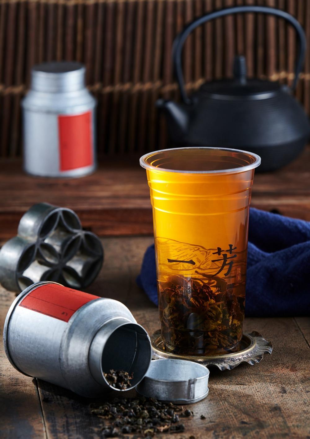 金鳳茶2(一芳水果茶)S