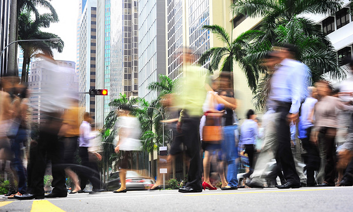 Singapore unemployment 3%