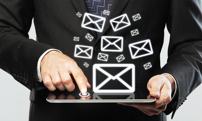 Emailing, hr