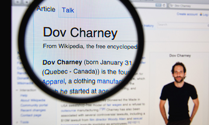 Dov Charney termination letter from American Apparel board of directors