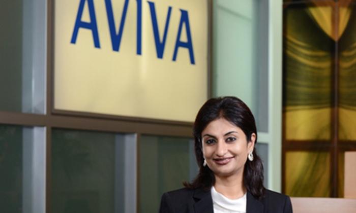 Anuradha Purbey, Aviva, HR Director, Singapore
