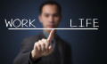 Work-life balance to show bosses are generally supportive of employees balancing work and personal lives