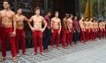 Abercrombie models in Singapore for article on chief diversity officer Todd Corley. Must credit Choo Yut Shing, Flickr