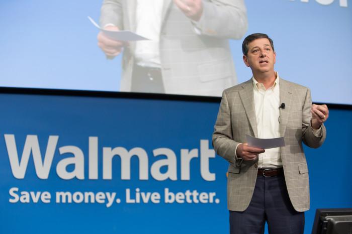 Bill Simon Walmart CEO leaves company