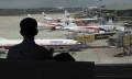 MAS planes at airport