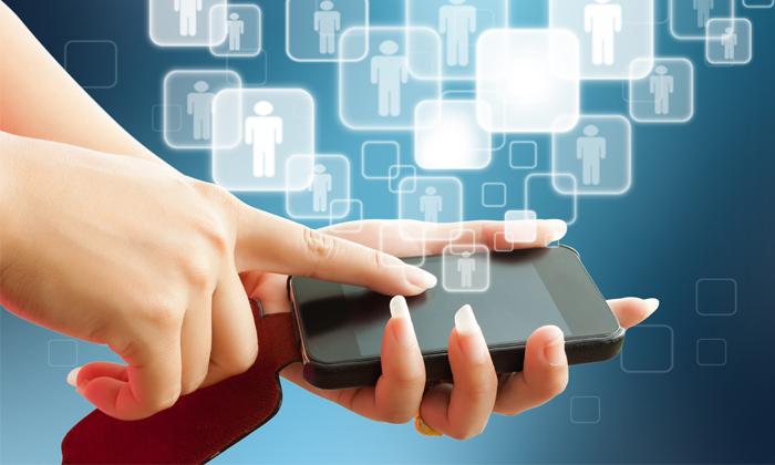 Digital people on mobile