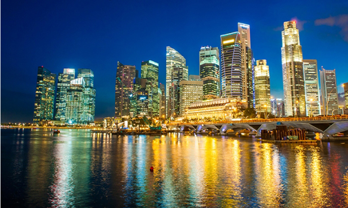 Overview of SIngapore to show it is the most competitive story in the world