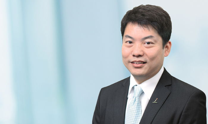 Jason Leow, CEO of CapitaMalls Asia