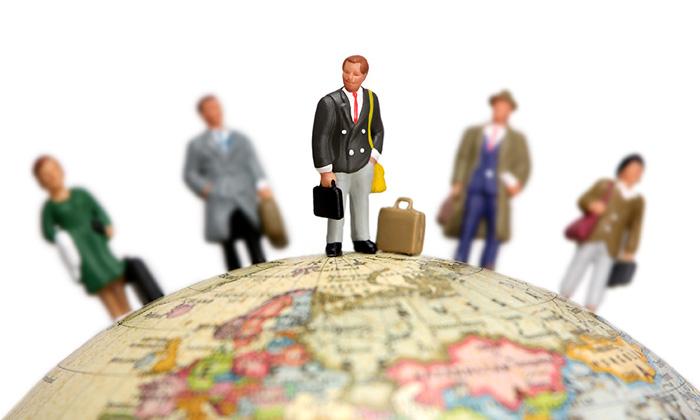 Expatriate management feature