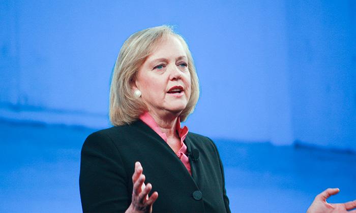 Meg Whitman of Hewlett-Packard