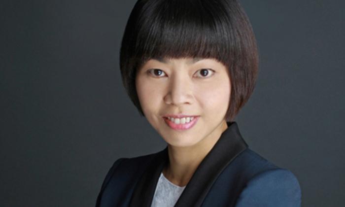 Evangeline Chua, Head of HR, Citi Singapore