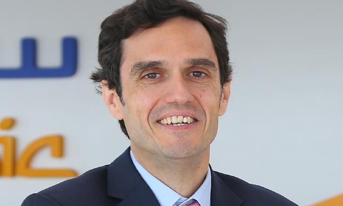 Eduardo Cejuela, Sabic - feature Dec 2014