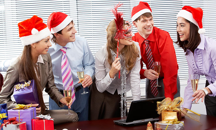 CareerBuilder office holiday party versus bonus